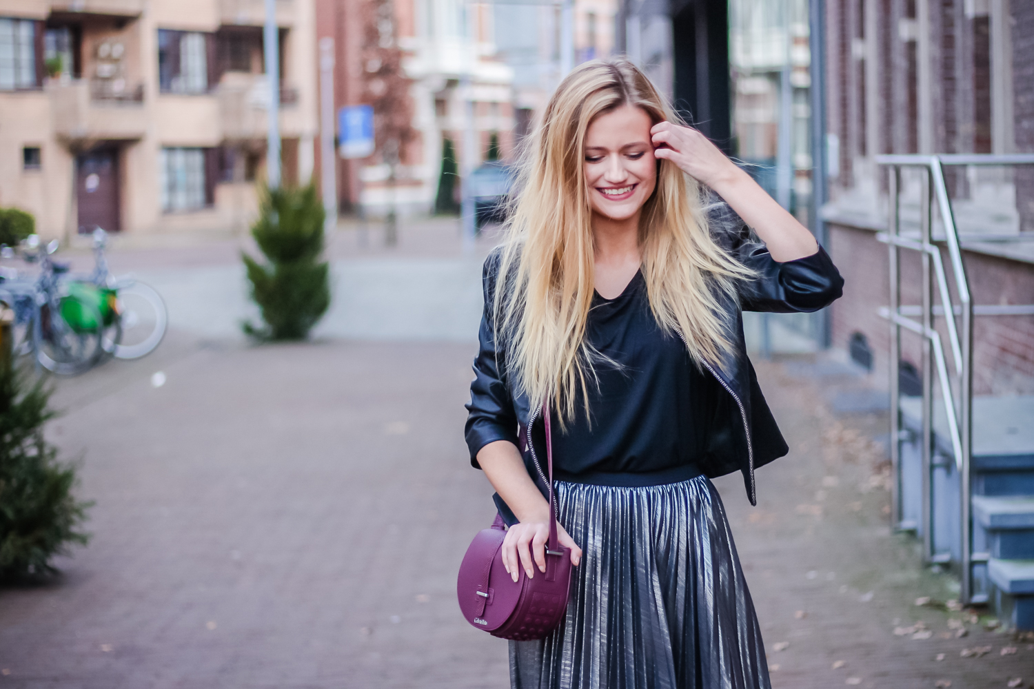 OOTD: Get Your Shine On!