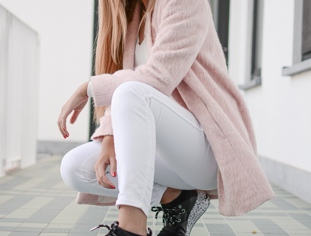 Outfit: Pink & Spots