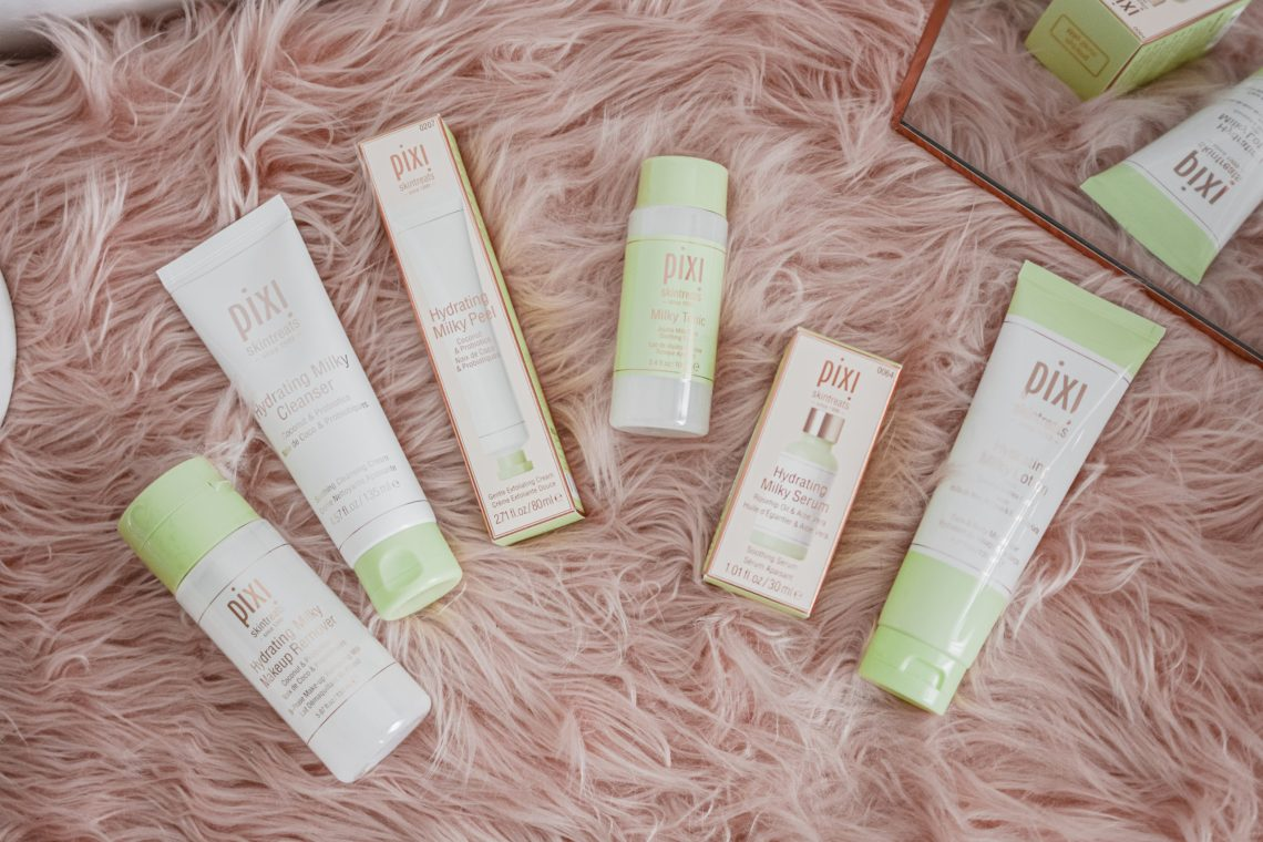 Pixi Skin Treats: Hydrating Milky Collection
