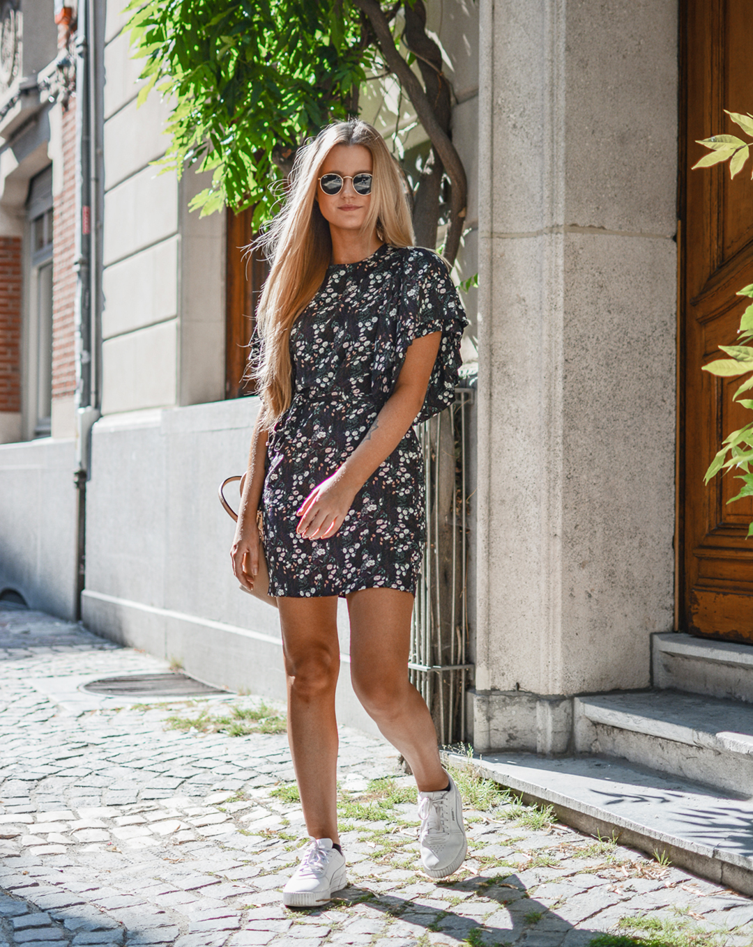 Outfit: Little Flower Dress