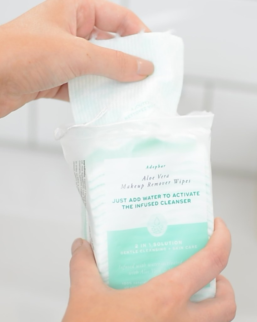 Adephar Makeup Remover Wipes
