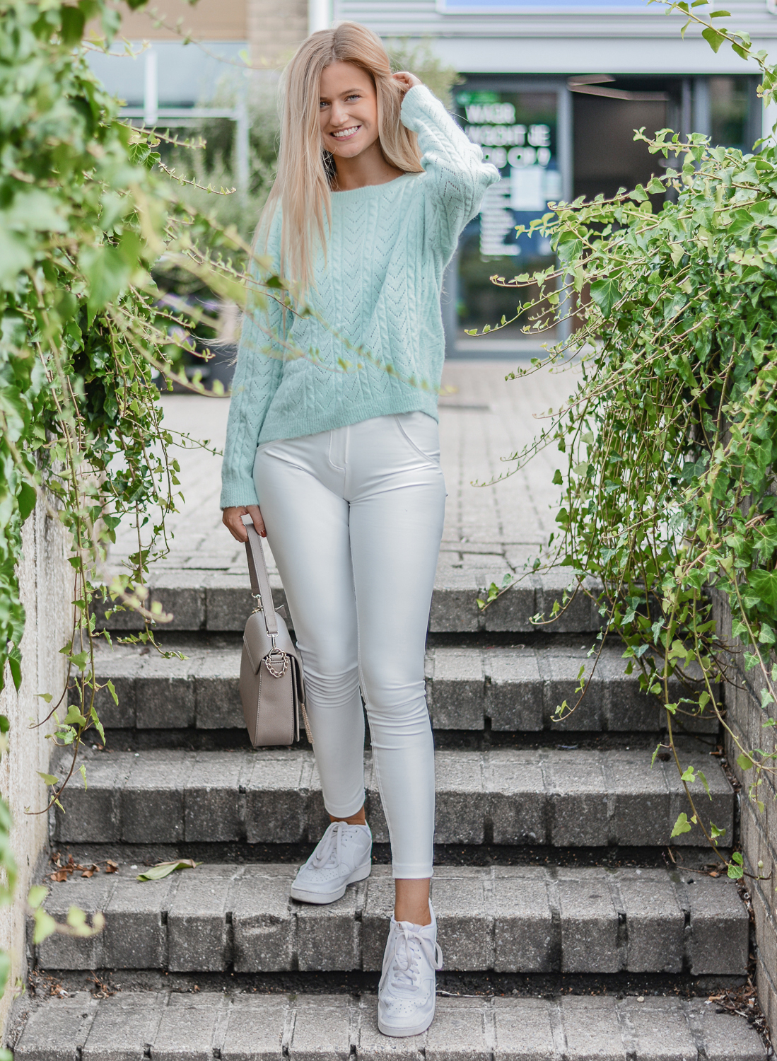 Outfit: Minty Fresh