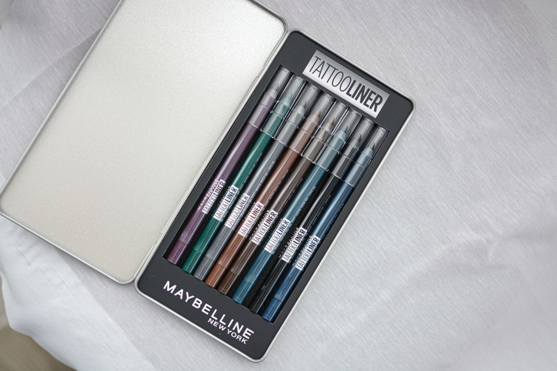 Maybelline Tattoo Liner Gel Pencil Eyeliner