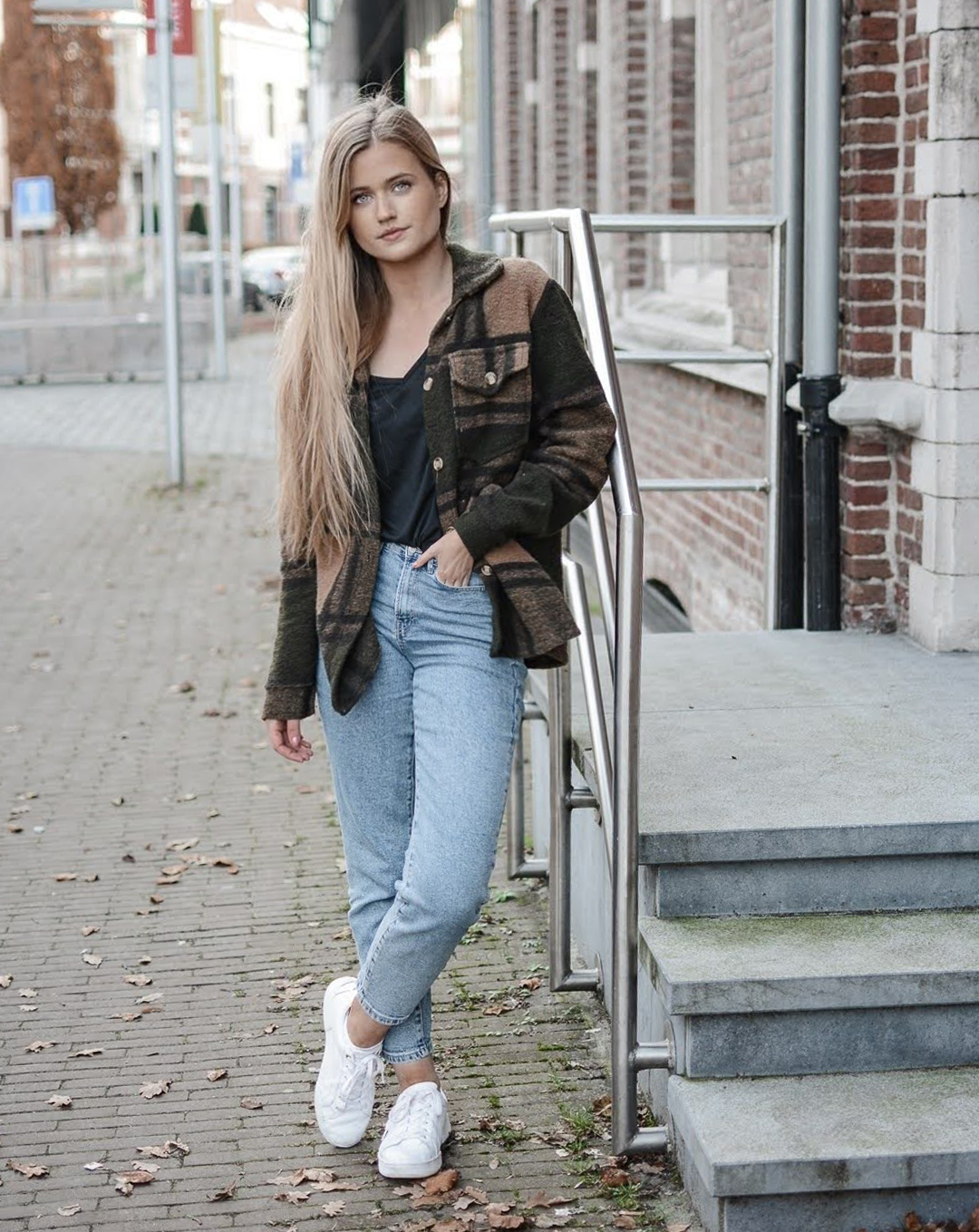 Outfit: Oversized is goed!