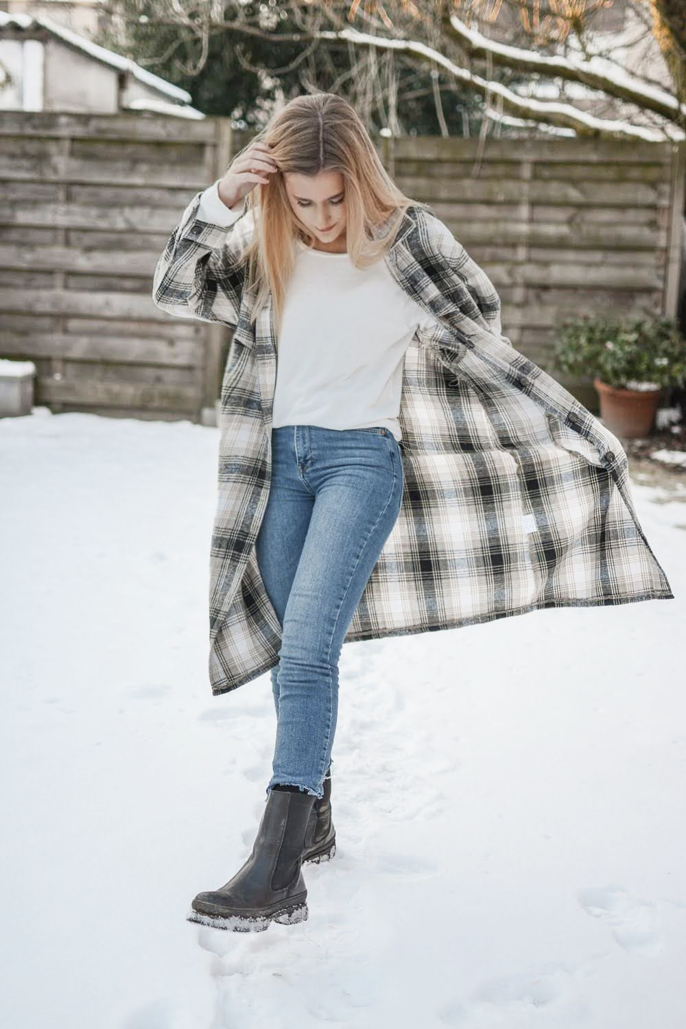 Outfit: Winter of Lente?