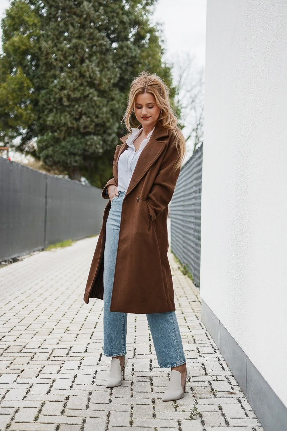 Outfit: My New Coat