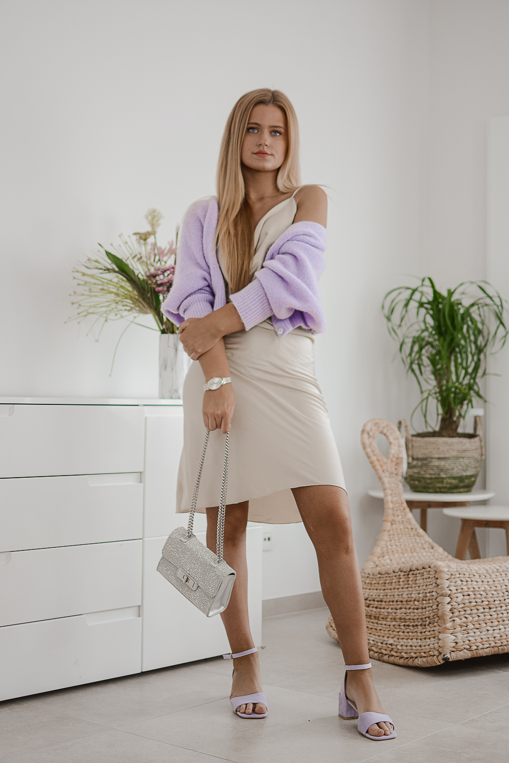 Outfit: Touch of Lavender