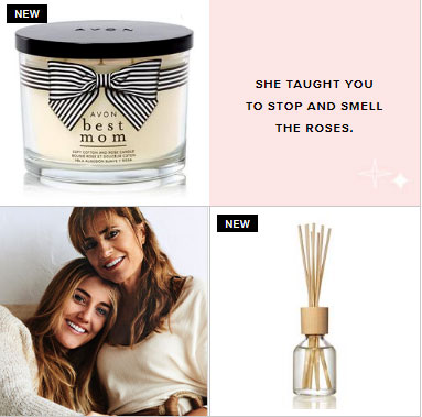 Mother's Day Gift Guide to stop and smell and the roses