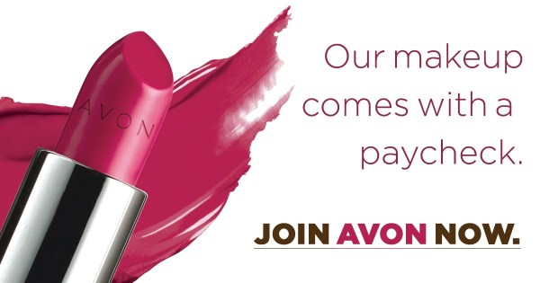 Makeup with a paycheck - Learn how to join Avon