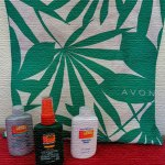 Avon's Bug Guard and Tote bundle