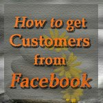How to get customers from Facebook