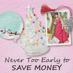 Never too early to save money with Avon.