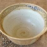 Müslischale beigerosa, 0,4 ltr.