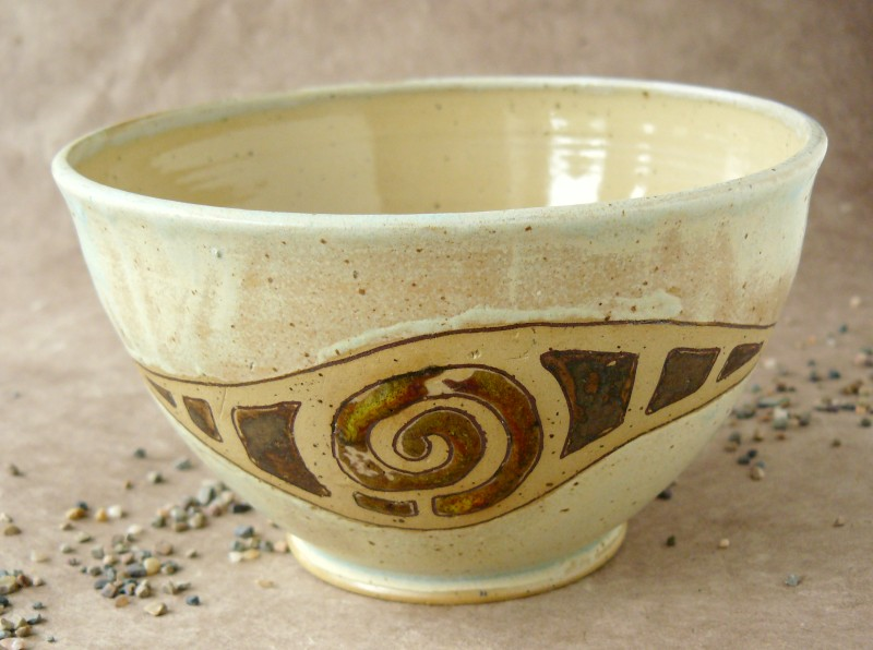 Keramik-Schale