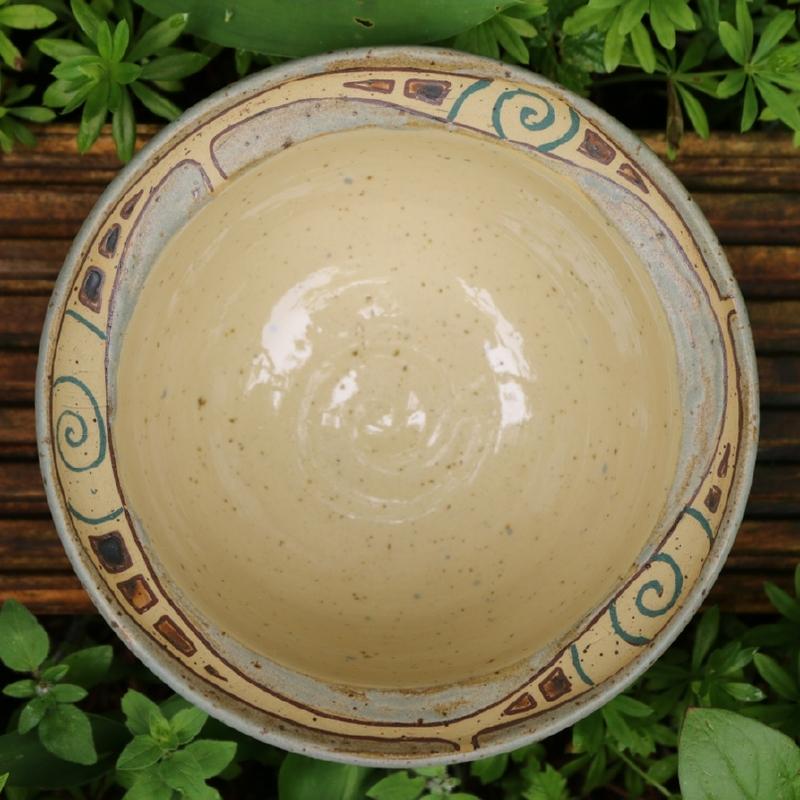 Keramik-Müslischale -16 x 8cm