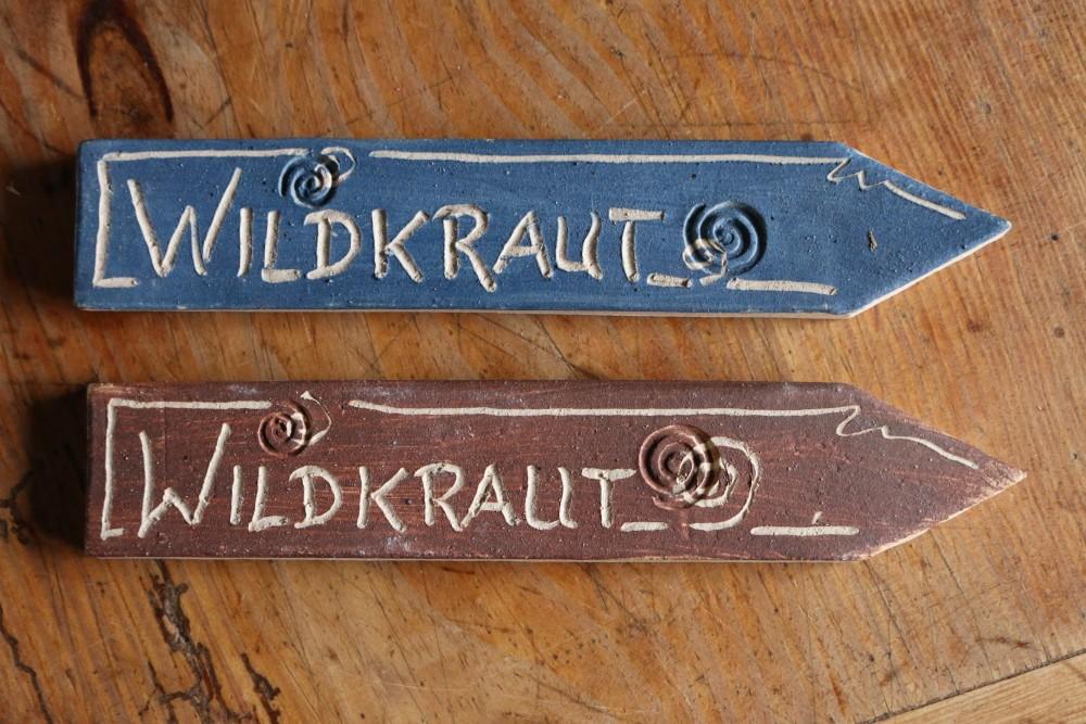 Kräuterstecker Wildkraut