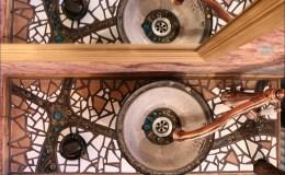 Mosaik-Waschtisch und Waschbecken selber machen