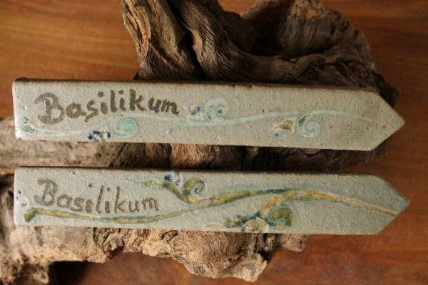 Kraeuterstecker Basilikum