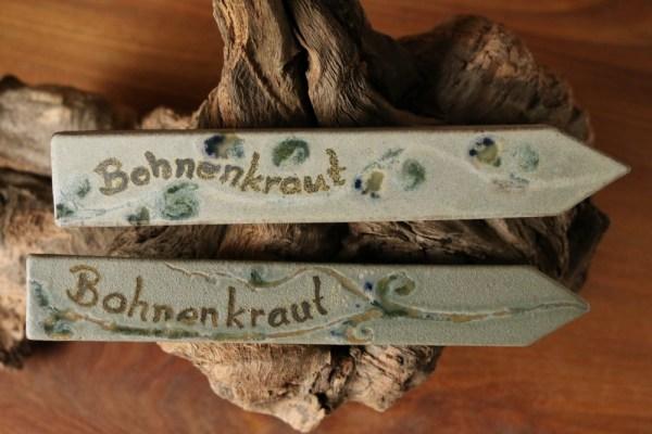 Kraeuterstecker Bohnenkraut