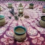 Becher für Cacao-Zeremonien