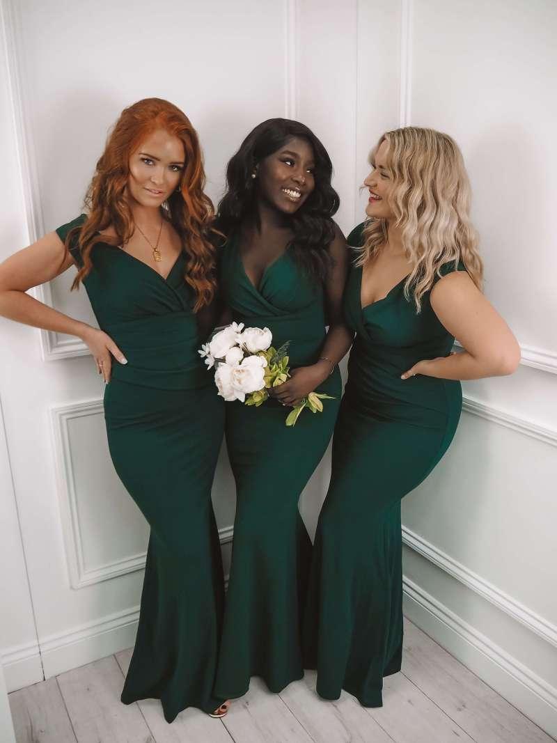 bardot-pleated-occasion-maxi-dress-in-emerald-green_goddiva