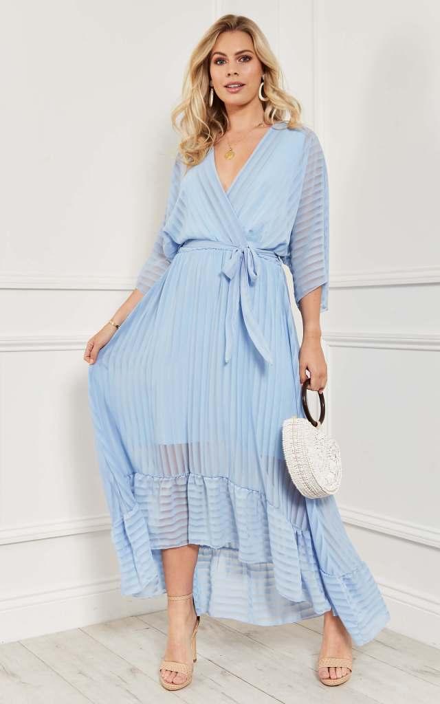 light-blue-plunge-maxi-dress