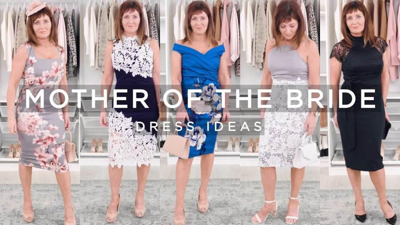 5 Elegant And Flattering Mother Of The Bride Dresses