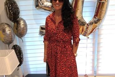 customer-tan-tan-in-ruby-leopard-dove-dress