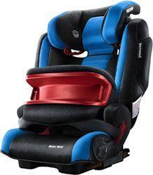 La mejor silla de coche para utilizar ocasionalmente: grupo 1/2/3