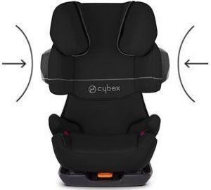 mejor silla de coche 1 2 3 Cybex