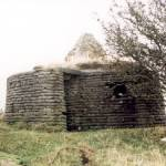 block house at grune point