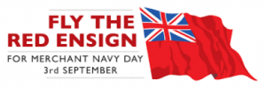 merchant navy day logo