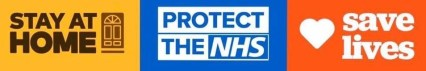 protect the nhs logo