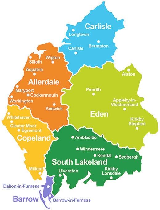 Cumbria Unitarisation