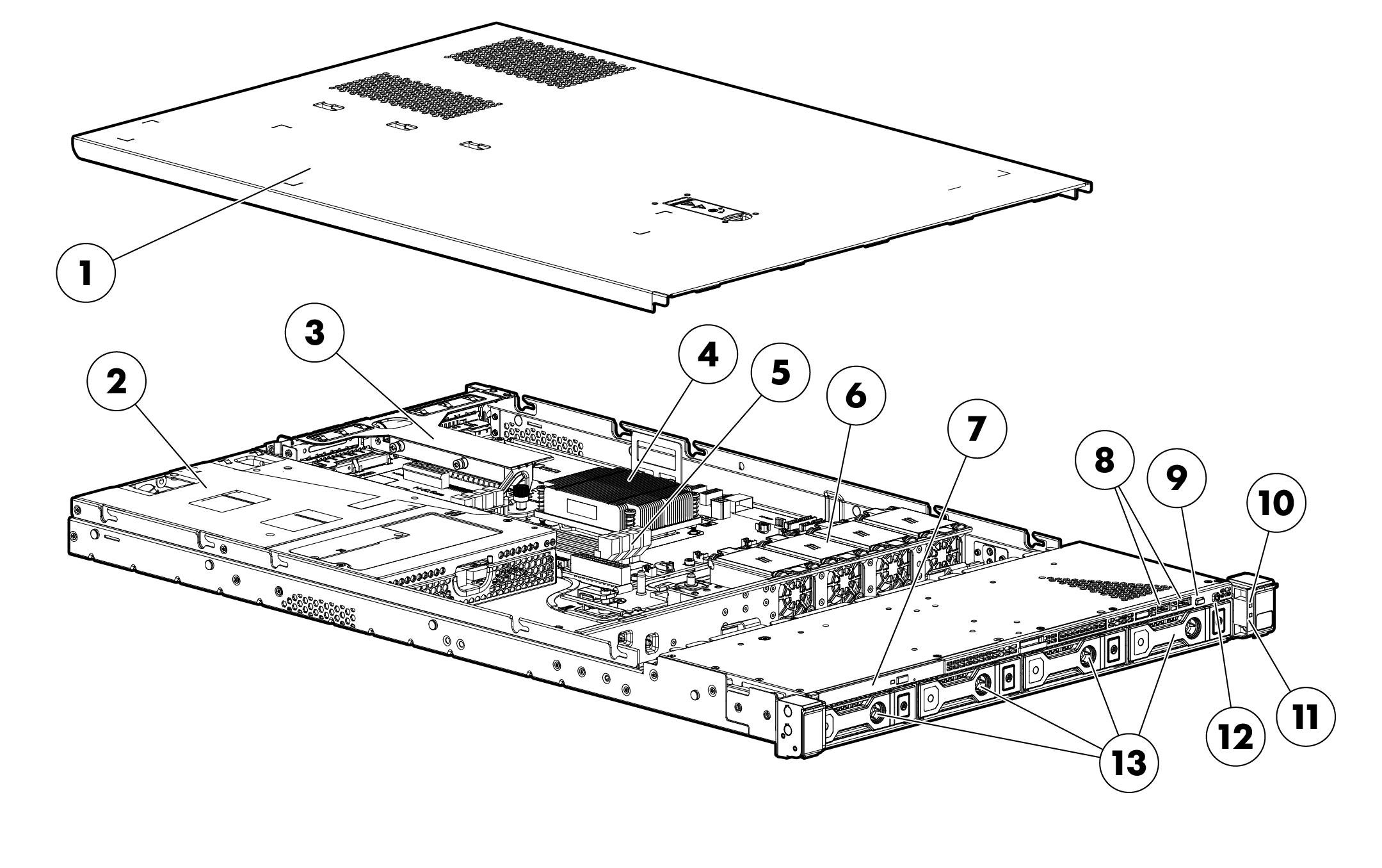 Hp Proliant Dl320e G8 Quickspecs
