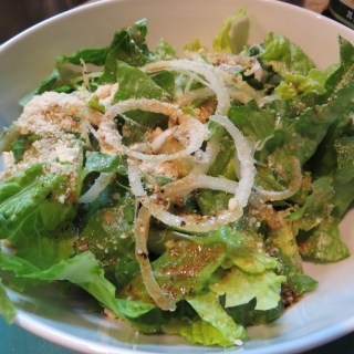 Selfie Caesar Salad
