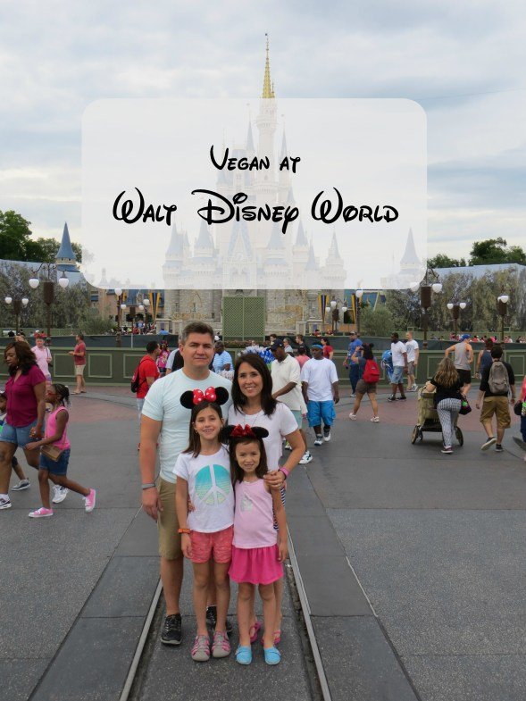 Walt Disney World Vegan