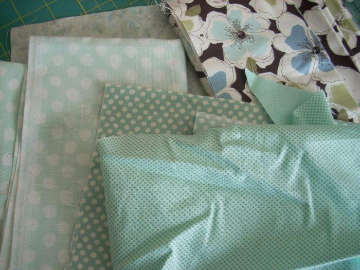iced blue fabrics