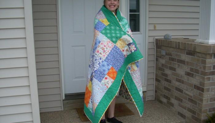 Heidi's quilt