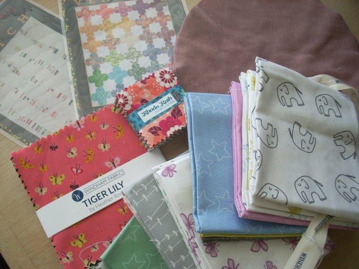 quilt market fabric