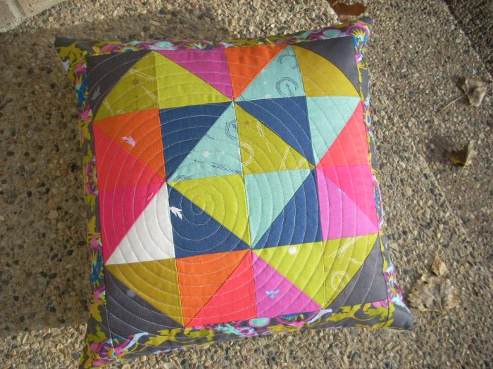 insignia pillow cover