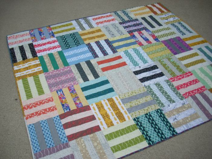 alison glass birthday quilt