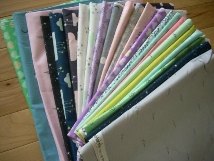 sandra clemons believe fabric