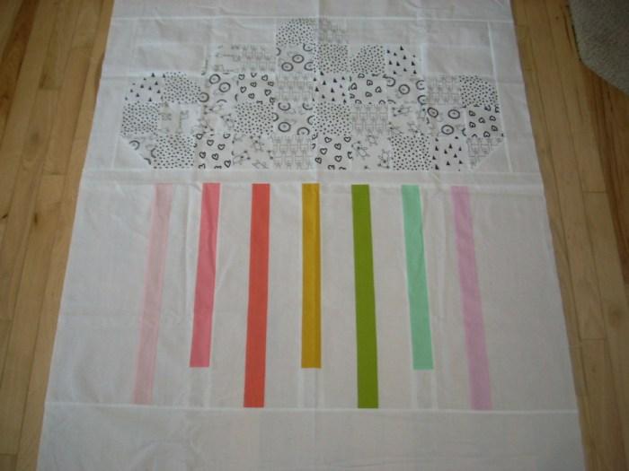 cloud quilt