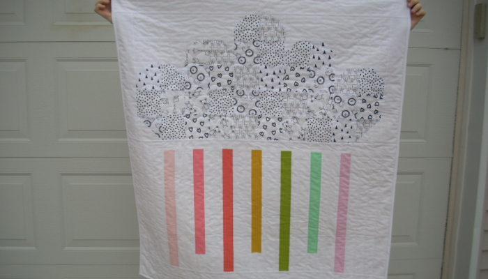 little cloud quilt