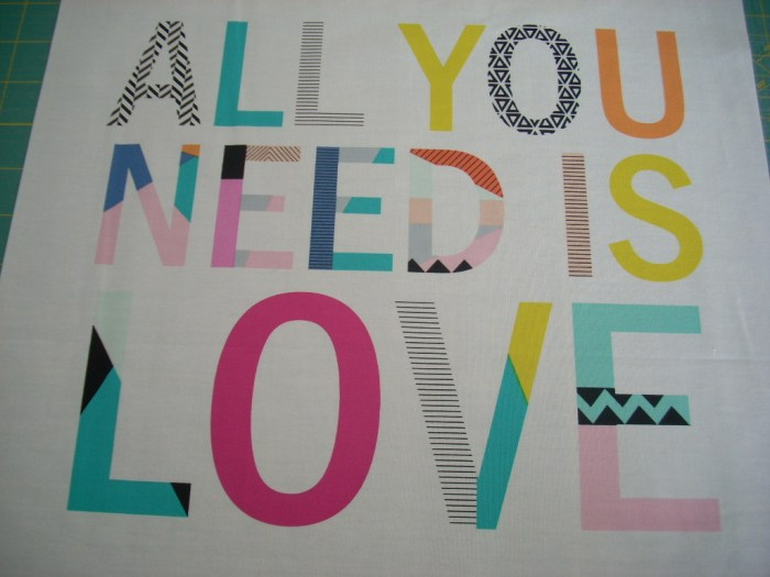 all you need is