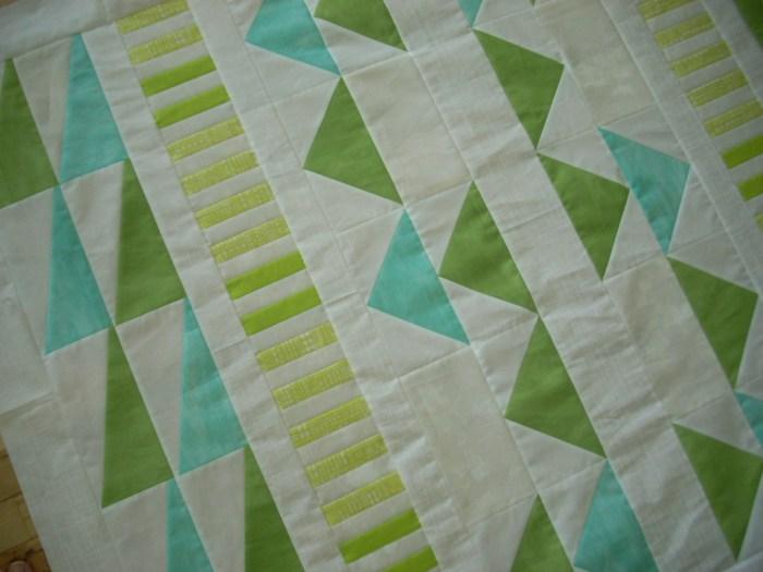 nautical quilt top