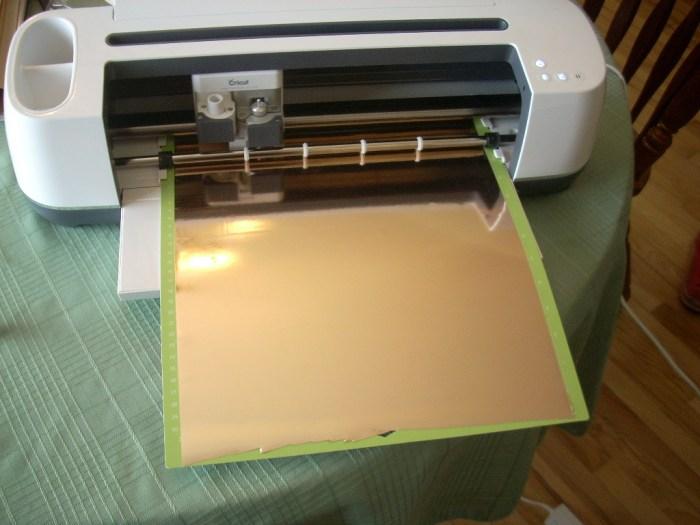 cricut maker + easy press