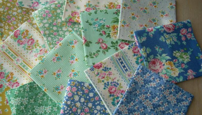 tilda apple butter fabric