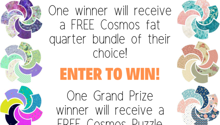 cosmos giveaway